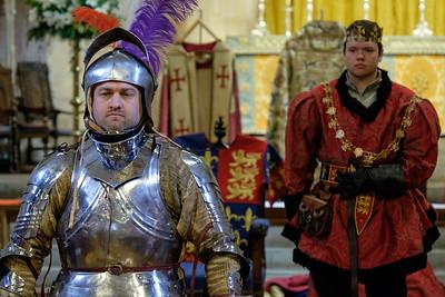 Medieval Reenactment at Tewkesbury