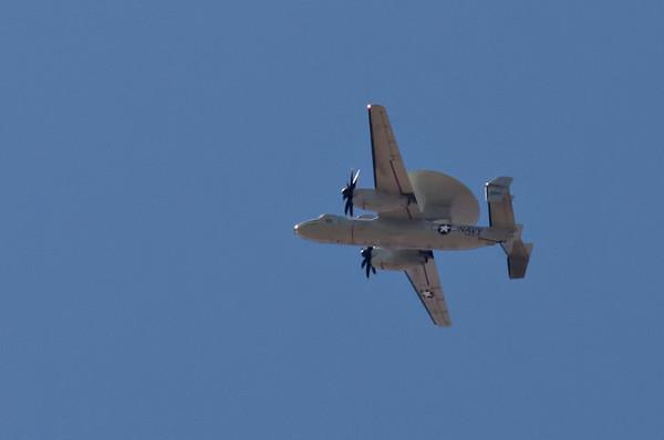 Northrup Grumman E-2C Hawkeye