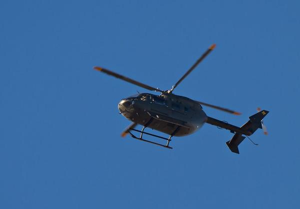 US Army Eurocopter UH-72A Lakota - 08-72070