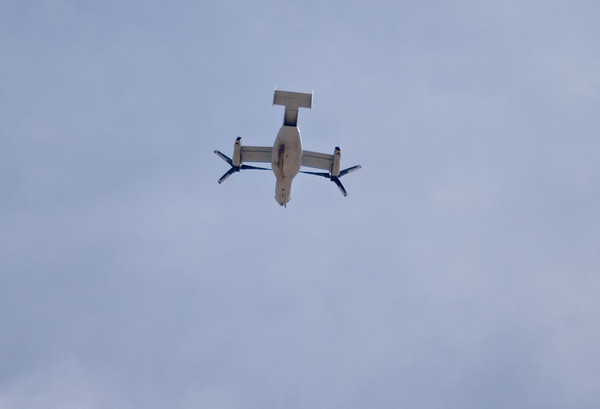 Another V-22 Flyover 2