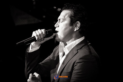 Mario Frangoulis Performing City Recital Hall Sydney Australia 2017