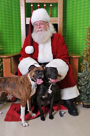 PHSGA Photos With Santa 2012