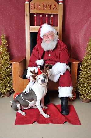 PHSGA Photos With Santa 2013