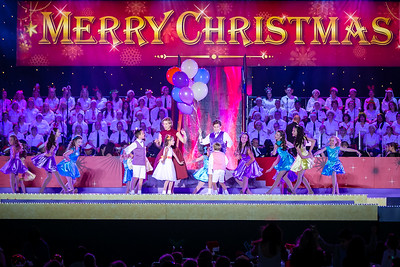 Janice Breen Performance Studio @ Woolworths Carols in the Domain