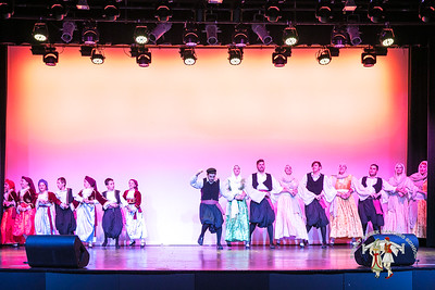Sydney Greek Dancing School Concert 2017