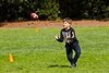 Project 366 - Day 76<br /> The Catch. Andrew at flag football practice.