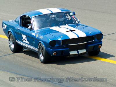 Ford Mustang GT 350.