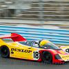 1987 Porsche 962-C at the 2007 HSR Historic Races at Watkins Glen.