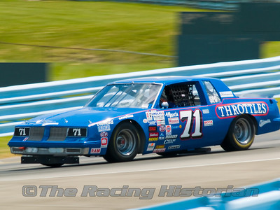 1983 Oldsmobile Cutlass at the 2007 HSR Historic Races at Watkins Glen.