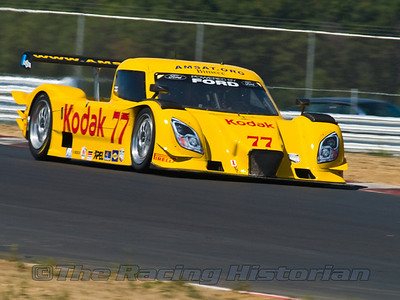 Doran Racing (Memo Gidley and Brad Jaeger) Ford Dallara at the 2008 Rolex Grand-Am at Thunderbolt Raceway (NJ Motorsports Park)