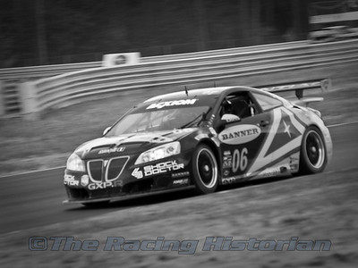 Banner Racing Pontiac GXP.R (Leighton Reese and Marc Bunting) at the 2008 Rolex Sports Car Series at Thunderbolt Raceway (NJ Motorsports Park)