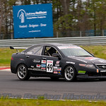 Carl Hober in the Branden Peterson Racing Acura TSX.