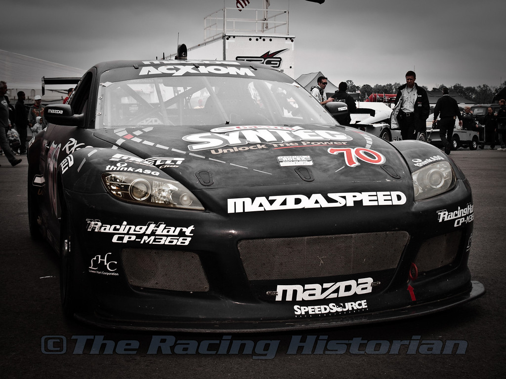 SpeedSource Mazda RX-8 (Sylvain Tremblay and Nick Ham)