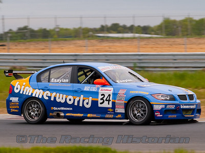 Nick Esayian in the BimmerWorld BMW 328i.