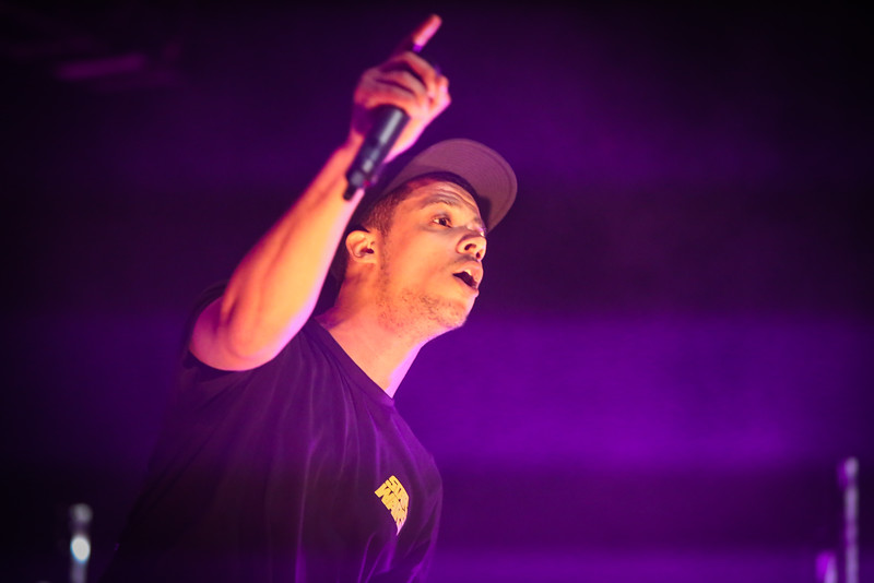 Raleigh Ritchie Tour