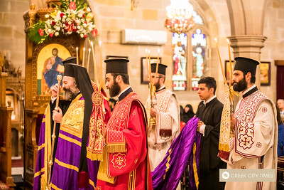 Greek Orthodox Archdiocese of Australia consecration of Bishop Emilianos