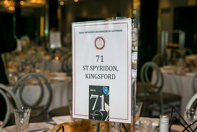Dinner of Honour of his Eminence Archbishop Makarios of Australia