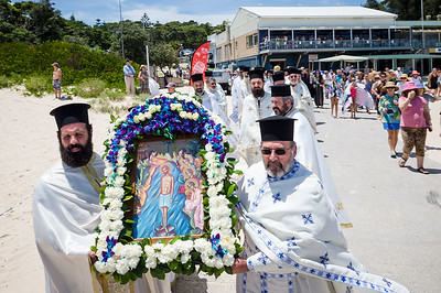 Greek Orthodox Epiphany Festival 2017