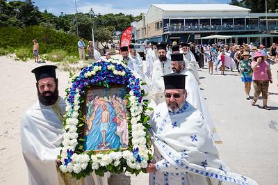 Greek Orthodox Epiphany Festival 2017