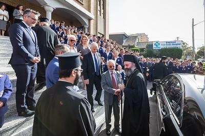 St Spyridon College Divine Liturgy