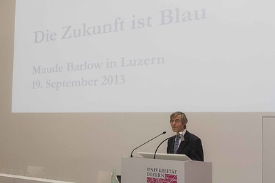 Prof. Dr. Paul Richli, Rektor Universität Luzern