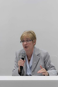 Maude Barlow, Kanada, Preisträgerin RLA