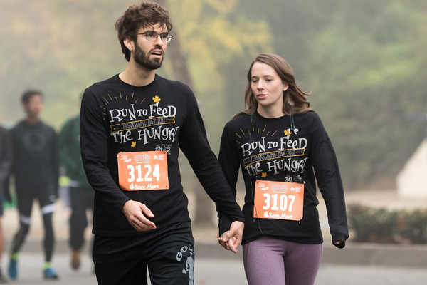 Run to Feed the Hungry Event