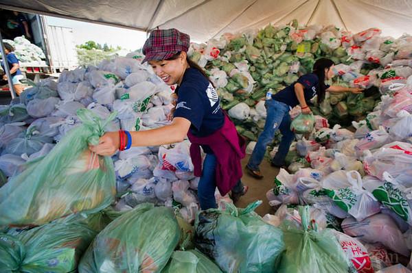 Sacramento Convoy of Hope 2012