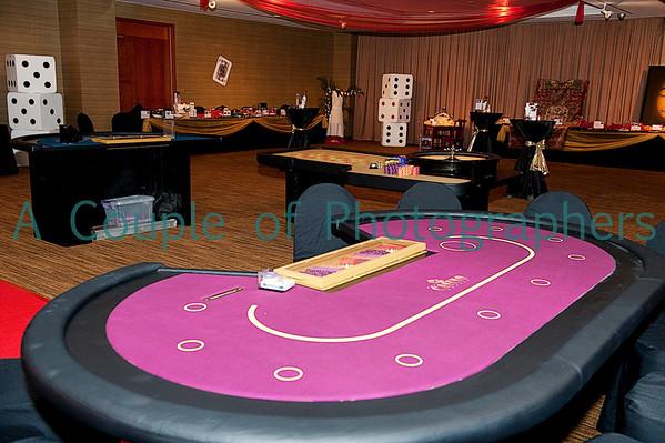 Sanctuary House Casino Night