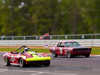 Tambeaux Racing - 2010 NJMP (Vintage Trans-Am Event)