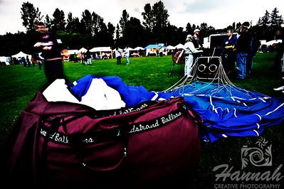 Tigard Festival of Balloons 2012  © Copyright Hannah Pastrana Prieto