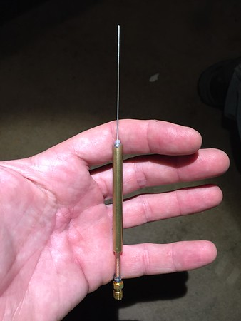 Dipole Antenna for 1090 MHZ