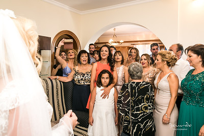 The Wedding of Nicko and Anni Kythera Greece Bourdo Photography Copyright