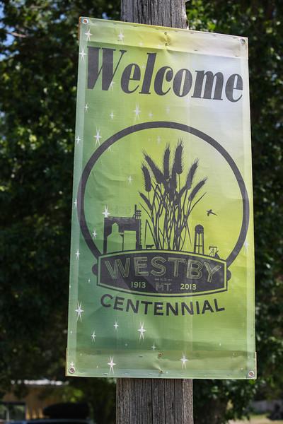 Centennial Welcome