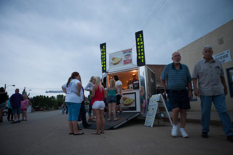 Centennial Food Vendor