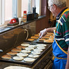 Flipping more Pancakes at the Pancake Breakfast