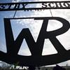 Westby School sign