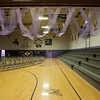 Westby School Gym Centennial set up