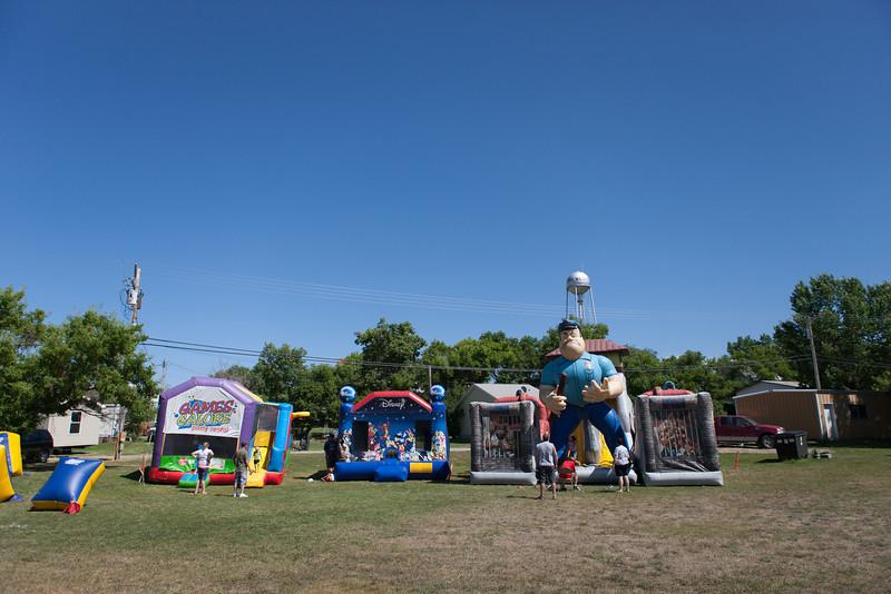 Westby Centennial Kids Games