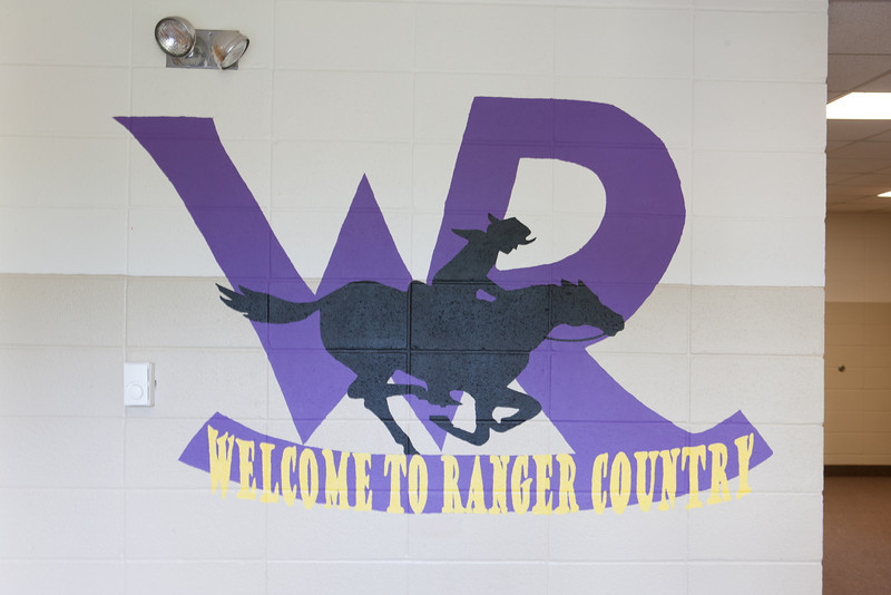 Welcome to Ranger Country Logo