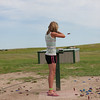 Annie Oakley Trap Shoot Contestant