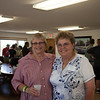 Gayle and Marlene enjoying the Reunion