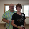 Warren and Eileen at Reunion