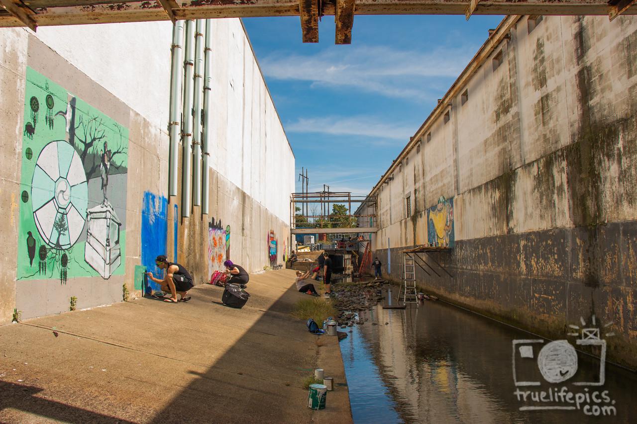 September 17, 2016 WorcShop Mural Party (2)