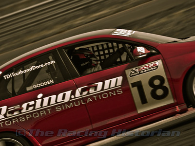 Wyatt Gooden at NJMP competing in the VW TDI Cup