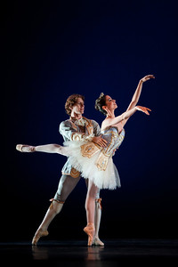 Cinderella, Pas de Deux - Ana Elisa Mena, Erick Rodriguez