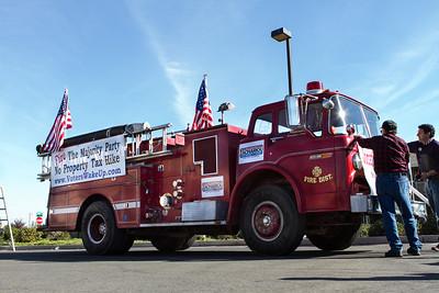 Zac for Sac Fire Truck-5267