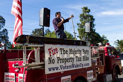 Zac for Sac Fire Truck-5340