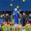 """Retiring professor of education Ray Barnhardt served as grand marshal at the 2013 commencement ceremony.  <div class=""""ss-paypal-button"""">Filename: GRA-13-3827-0257.jpg</div><div class=""""ss-paypal-button-end"""" style=""""""""></div>"""
