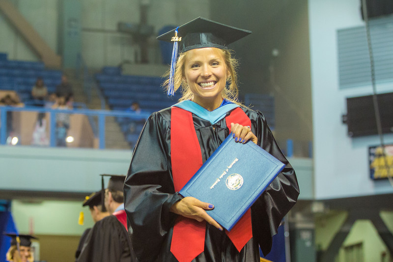 """Ashly Waggoner was all smiles after graduating with master's degree in special education.  <div class=""""ss-paypal-button"""">Filename: GRA-14-4186-0752.jpg</div><div class=""""ss-paypal-button-end"""" style=""""""""></div>"""